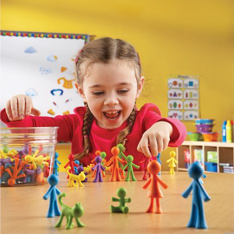 All About Me Family Counters™ (set van 72)  - 083 -