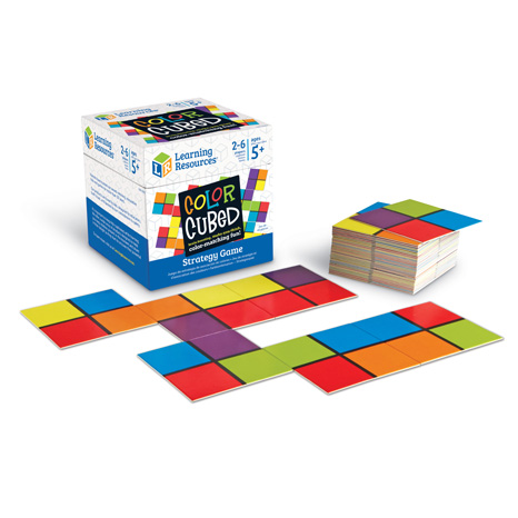 Color Cubed Puzzelspel