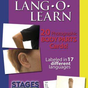 Lang-O-Learn: Lichaamsdelen  - 095 -