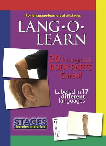Lang-O-Learn: Lichaamsdelen