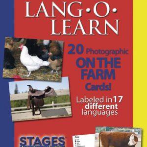 Lang-O-Learn: Op de boerderij  - 098 -