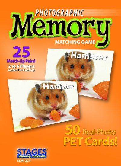 Memory: Huisdieren