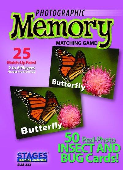 Memory: Insecten