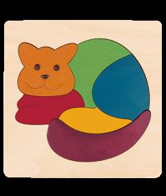 Rainbow Cat Puzzel  - 087 -