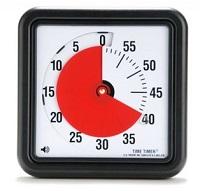 Time Timer Large meer tijdsgrenzen