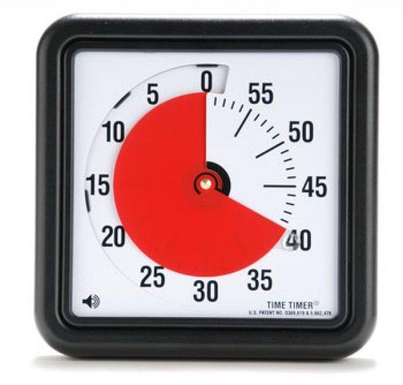 Time Timer Medium meer tijdsgrenzen, minder stress