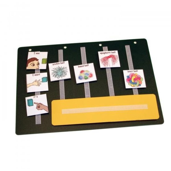 Activity Board aanvulling op activity Binder