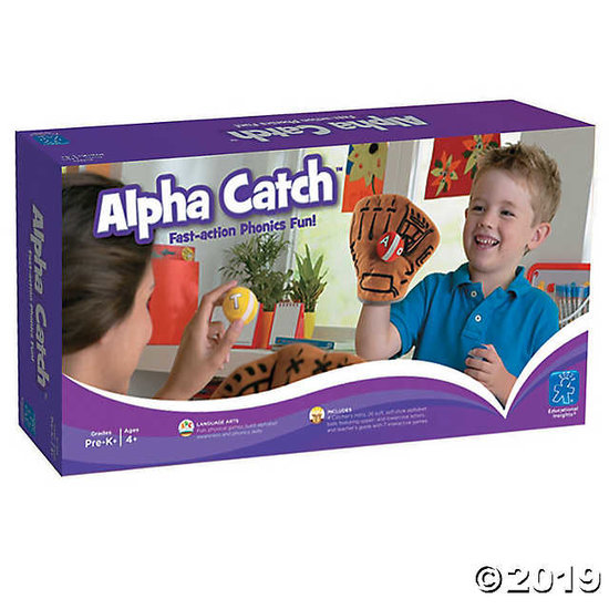 Alpha Catch Letters En Woorden  - 048 -