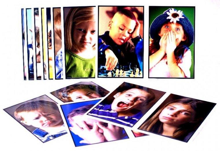 Basis foto emotiekaarten
