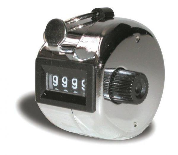 Handteller Chroom  - 008 -