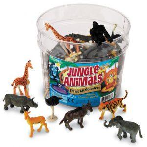 Jungle Dieren Matchen  - 067 -