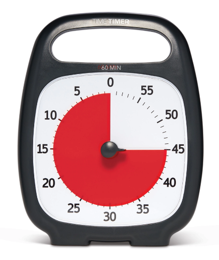 Time Timer Plus meer tijdsgrenzen, minder stress