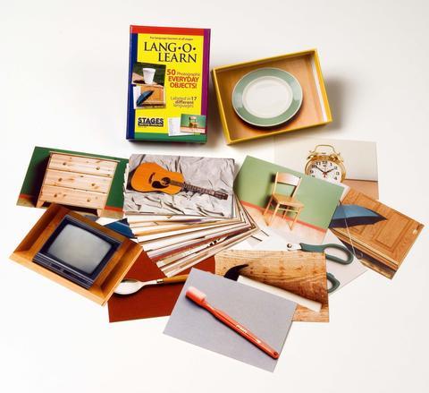 Lang-O-Learn: Alledaagse Objecten