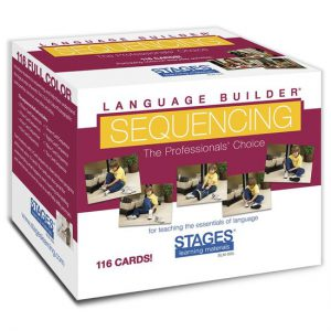 Language Builder: Rangschikken  - 092 -