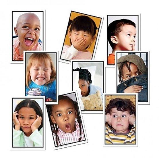 Meer Emoties fotokaarten
