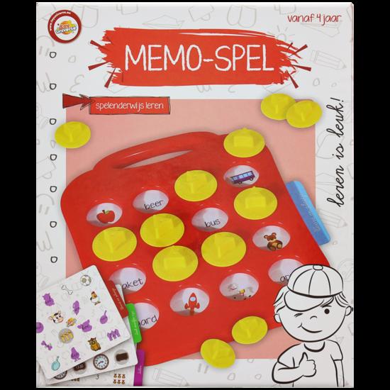 Memo spel  - 065 -