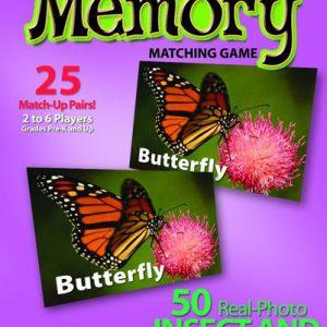 Memory: Insecten  - 103 -
