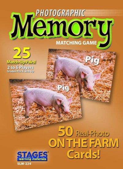 Memory: Op de boerderij