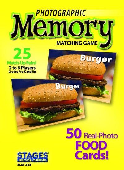 Memory: Voedsel