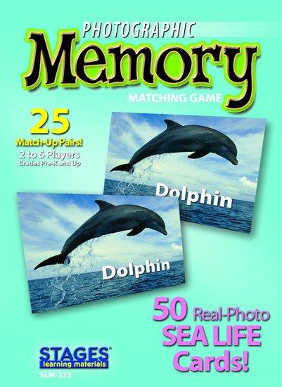 Memory: Zeedieren