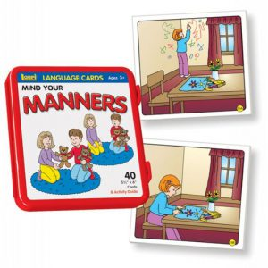 Mind your manners Lauri - 027 -