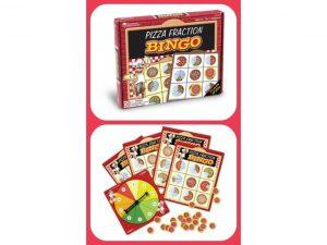 Pizza Breuken Bingo Learning Resources - 019 -