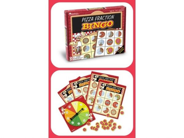 Pizza Breuken Bingo Learning Resources - 019 -