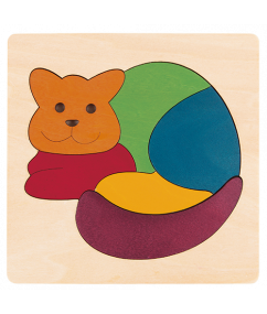 Rainbow Cat Puzzel  - 087 -