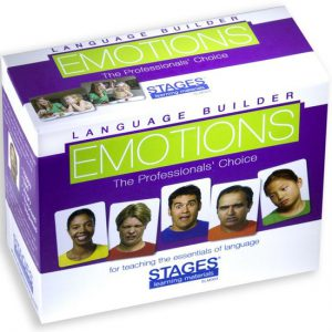 Taalpakket Foto Emotiekaarten (professional) stages learning materials - 032 -