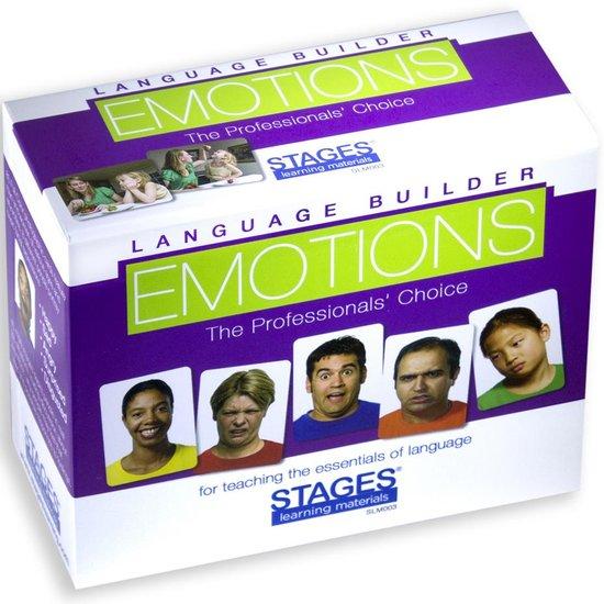 Taalpakket Foto Emotiekaarten (professioneel)