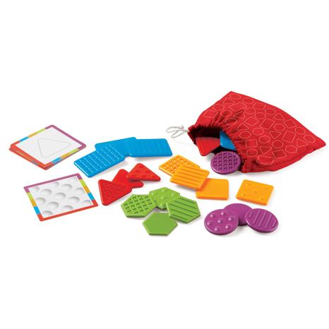 Teaching Tac-Tiles: Vormen voelen en vinden  - 089 -