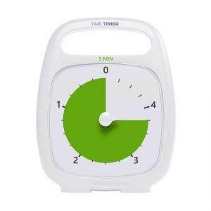 Time Timer Plus 5 Minuten meer tijdsgrenzen