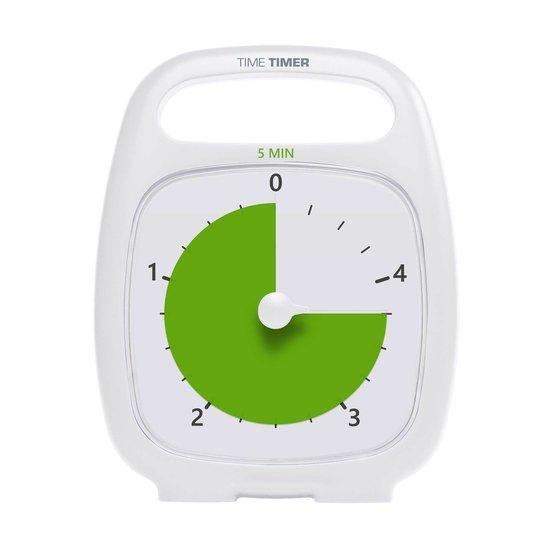 Time Timer Plus 5 Minuten meer tijdsgrenzen, minder stress
