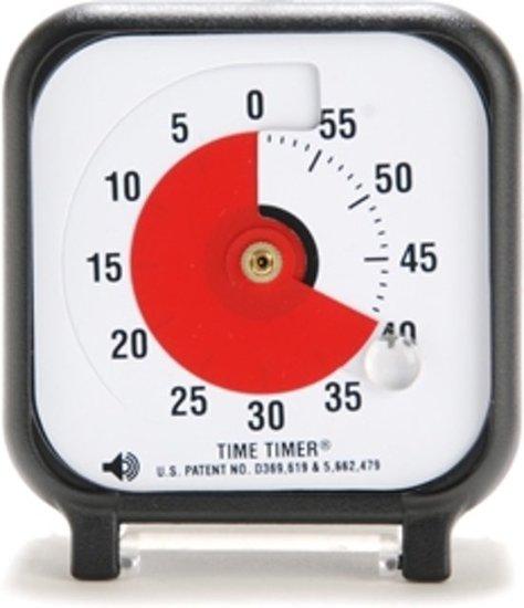 Time Timer Pocket meer tijdsgrenzen, minder stress