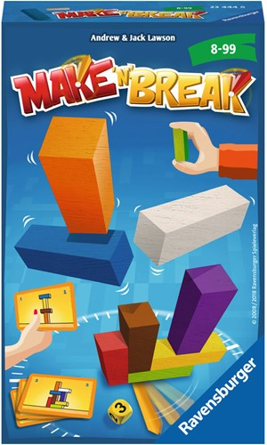 Make 'n' Break – Pocket