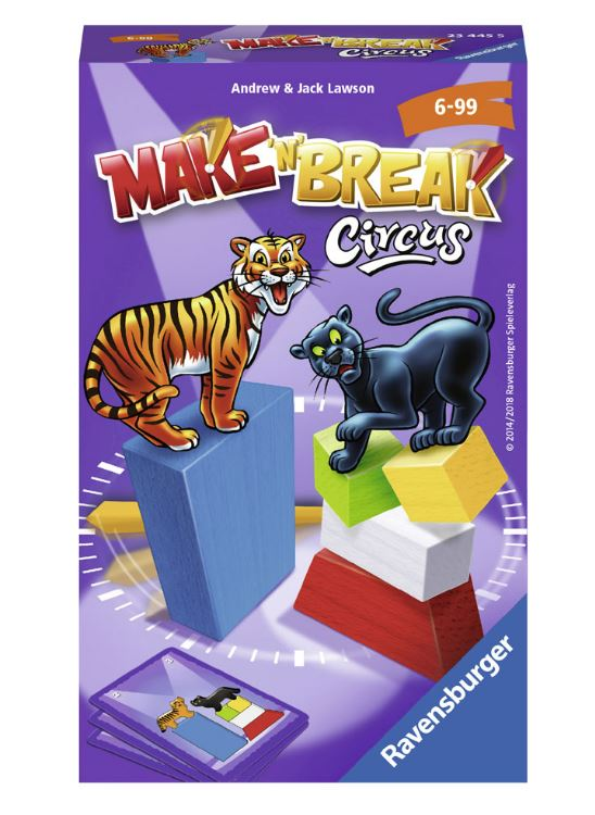 Make 'n' Break Circus – Pocket