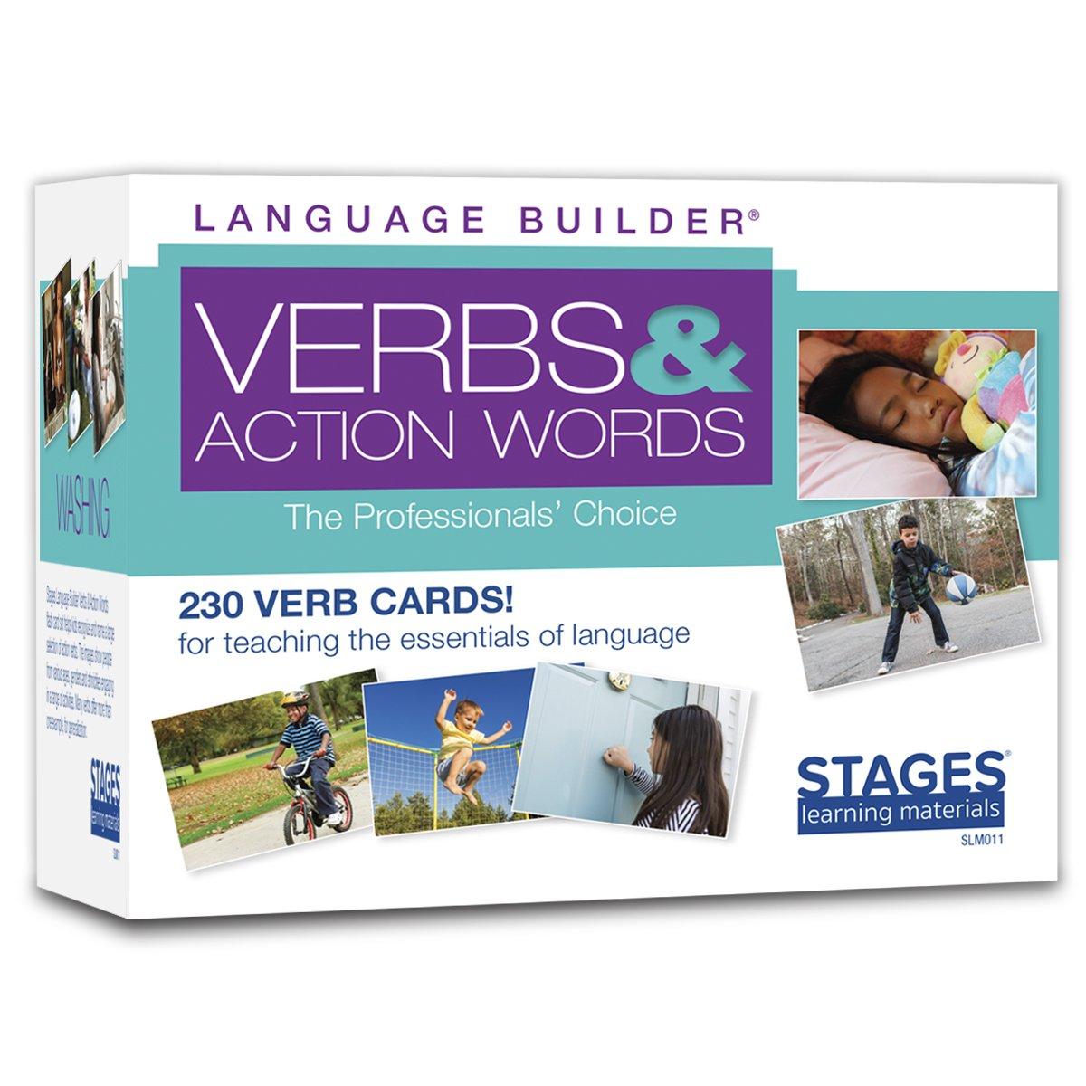 Language Builder: Werkwoorden en Acties