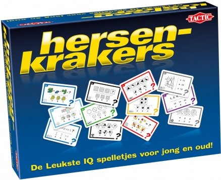 Hersenkrakers Tactic