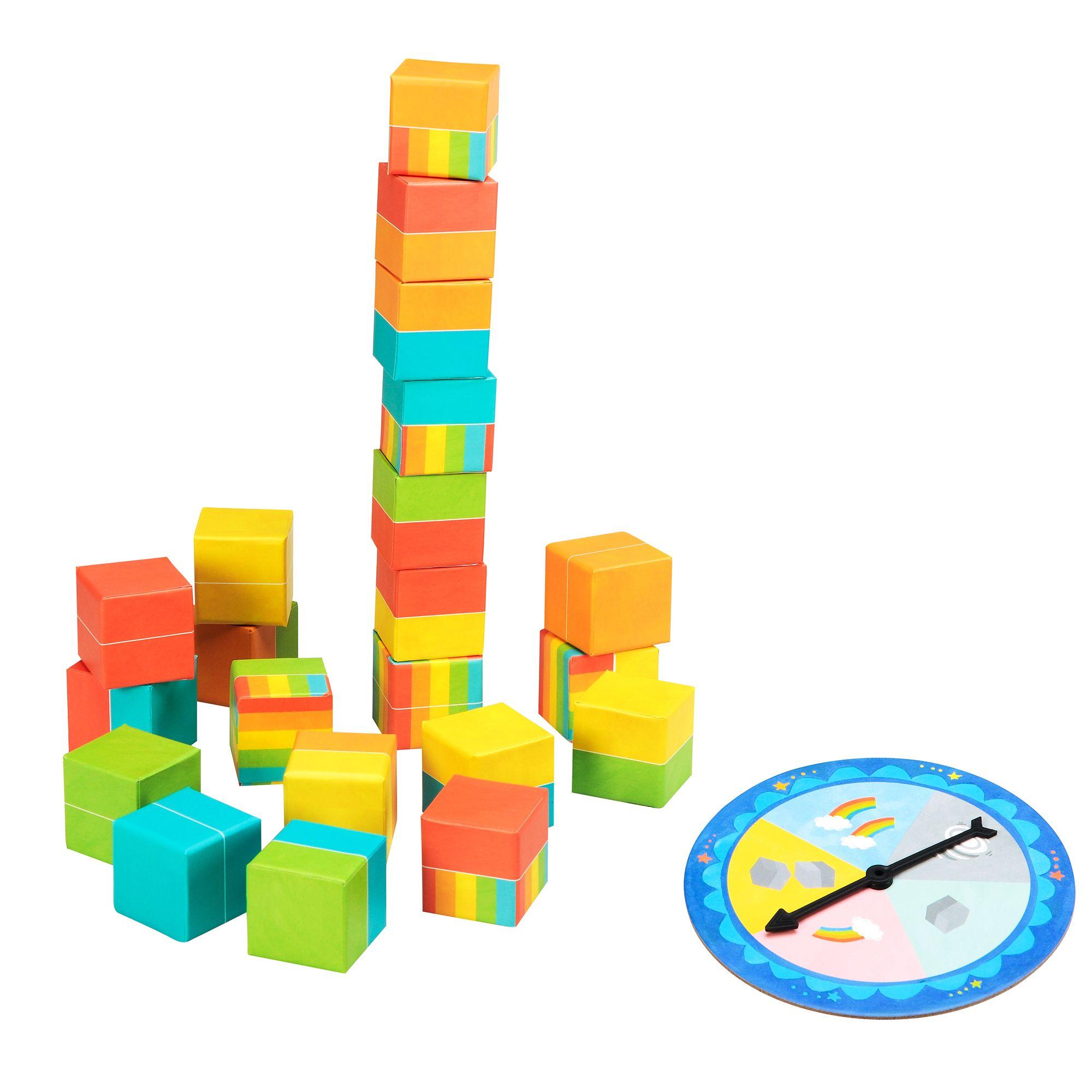 Torenbouwspel