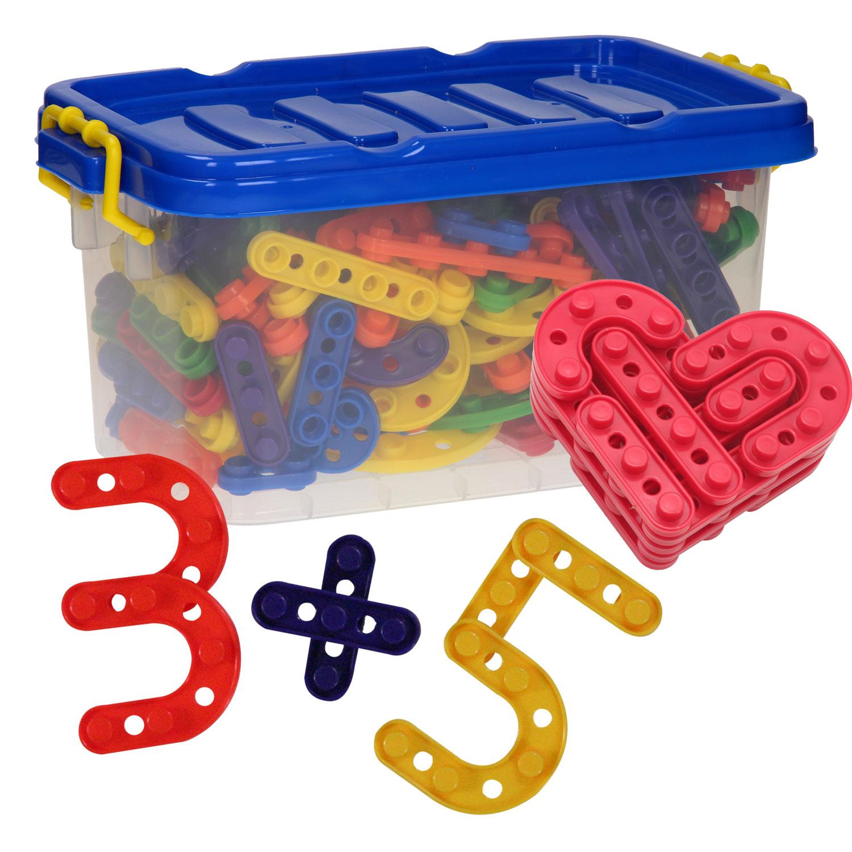 Letters en Cijfers Bouwvormen
