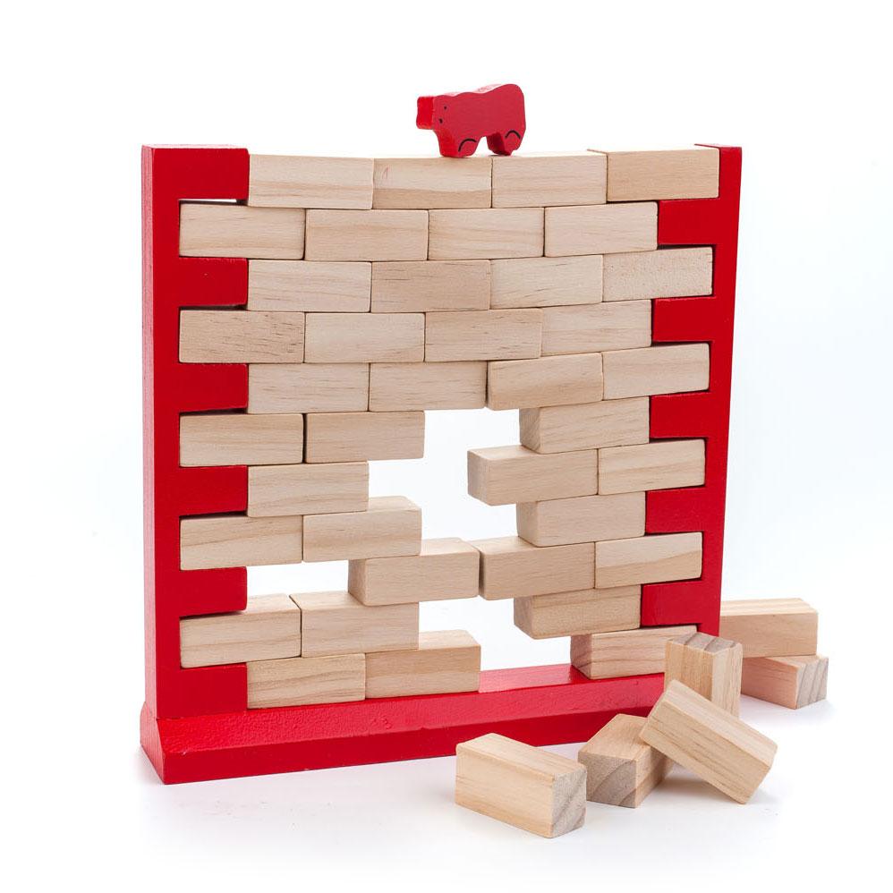 Evenwichtsspel: Vallende Muur