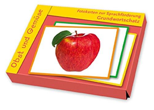 Praatkaarten: Groente en Fruit