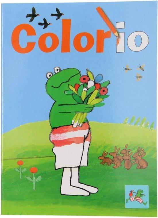 Colorio: Kikker en zijn vriendjes