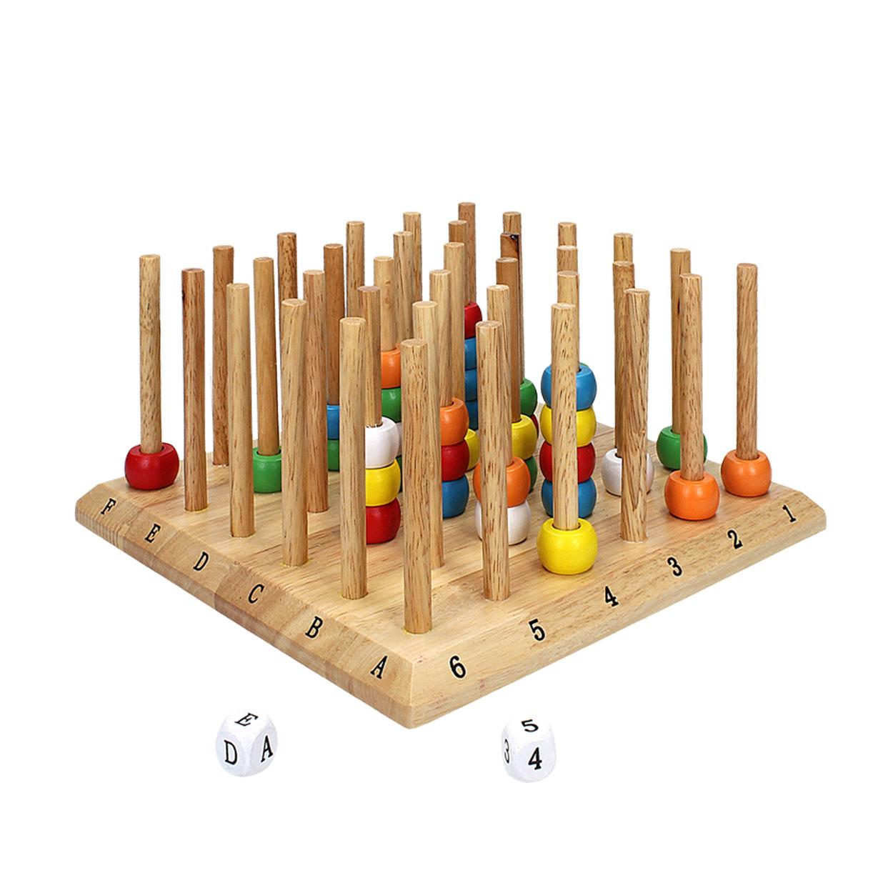 Houten spel The 4th Dimension