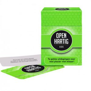 Afbeelding van de verpakking van Openhartig Kids
